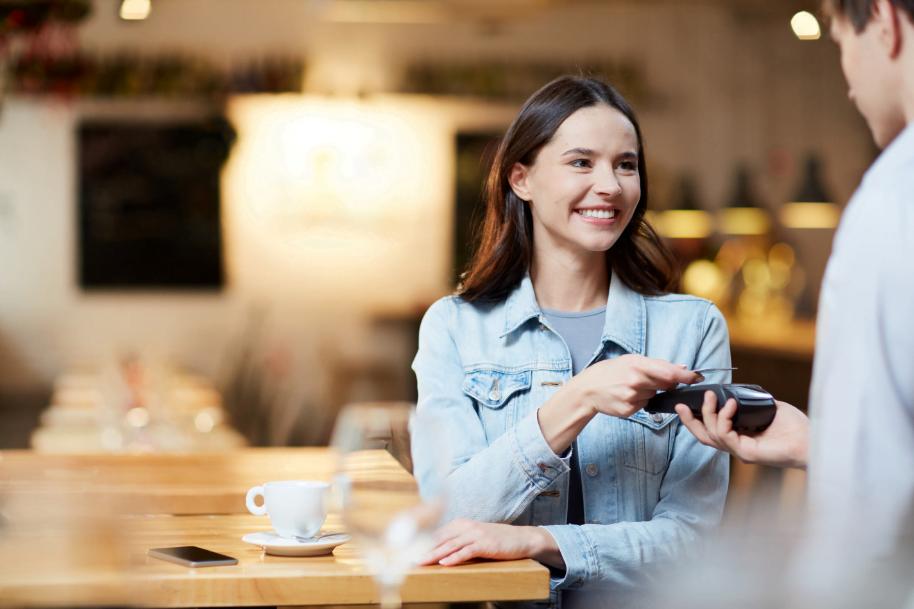 opciones del cliente sobre pagos